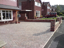 Paul Gibbons Landscapes Ltd - New Driveways Congleton