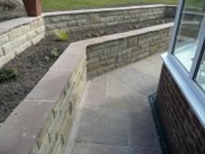 Natural Stone block