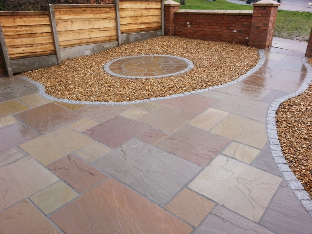 Paul Gibbons Landscapes Ltd - Garden Makeovers 1