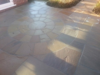 Paul Gibbons Landscapes Ltd - Patios 3