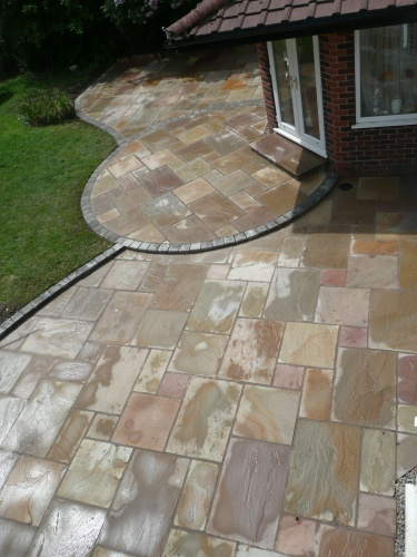 Paul Gibbons Landscapes Ltd - Patios 6