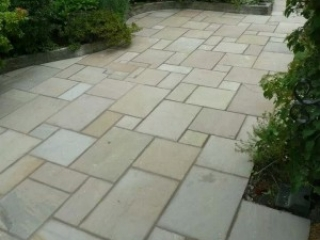 Paul Gibbons Landscapes Ltd - Patios 7