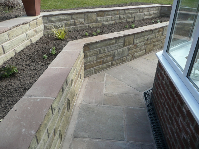 Paul Gibbons Landscapes Ltd - Walls 3