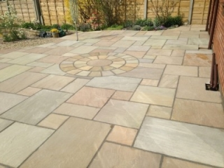 Paul Gibbons Landscapes Ltd - Patios 9