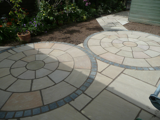 Paul Gibbons Landscapes Ltd - Patios 2