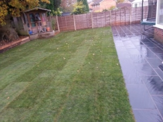 Paul Gibbons Landscapes Ltd - Garden Makeovers 9
