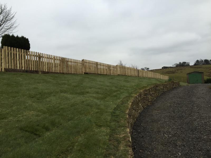 Paul Gibbons Landscapes Ltd - Fencing 5