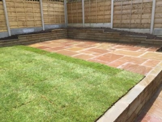 Paul Gibbons Landscapes Ltd - Garden Makeovers 29