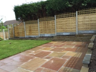 Paul Gibbons Landscapes Ltd - Garden Makeovers 31