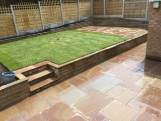 Paul Gibbons Landscapes Ltd - Garden Makeovers 32