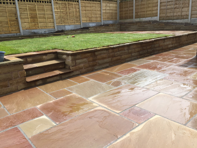 Paul Gibbons Landscapes Ltd - Garden Makeovers 33