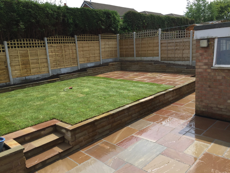 Paul Gibbons Landscapes Ltd - Garden Makeovers 28