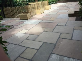 Paul Gibbons Landscapes Ltd - Patios 39