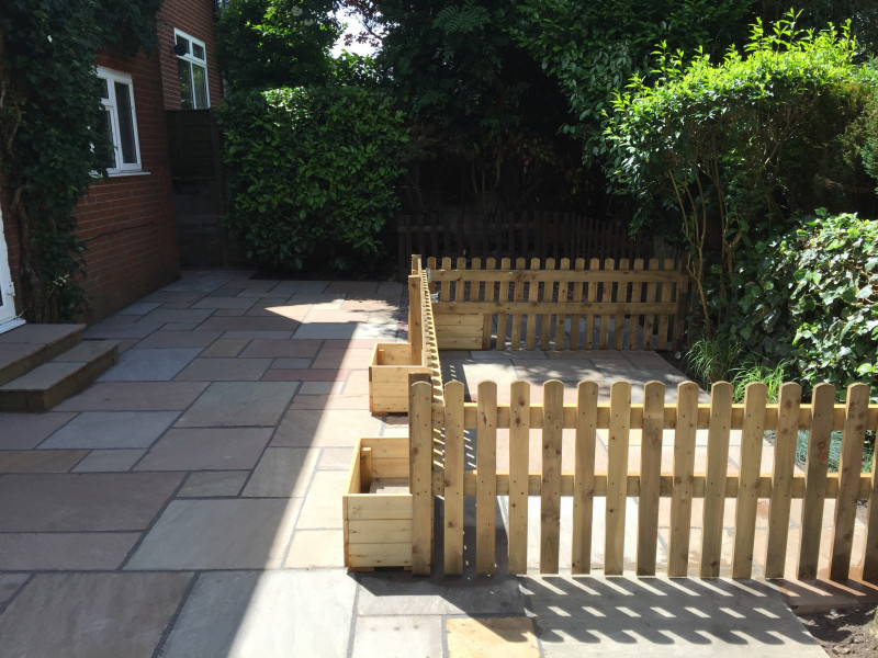 Paul Gibbons Landscapes Ltd - Patios 40