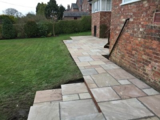 Paul Gibbons Landscapes Ltd - Patios 41