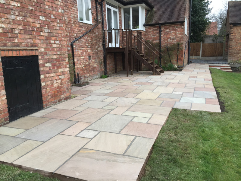 Paul Gibbons Landscapes Ltd - Patios 42