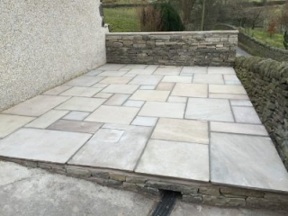 Paul Gibbons Landscapes Ltd - Patios 43
