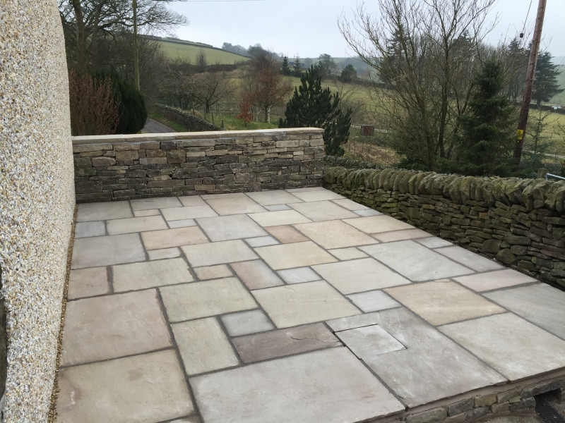 Paul Gibbons Landscapes Ltd - Patios 44