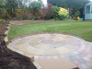 Paul Gibbons Landscapes Ltd - Garden Makeovers 27