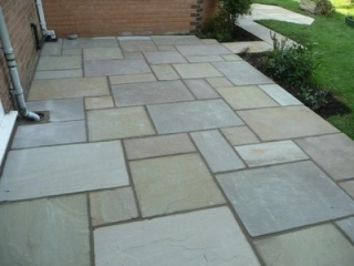 Paul Gibbons Landscapes Ltd - Patios 19