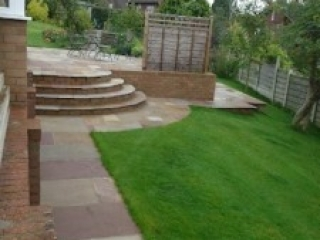 Paul Gibbons Landscapes Ltd - Patios 20