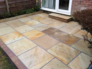 Paul Gibbons Landscapes Ltd - Patios 22