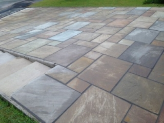 Paul Gibbons Landscapes Ltd - Patios 24