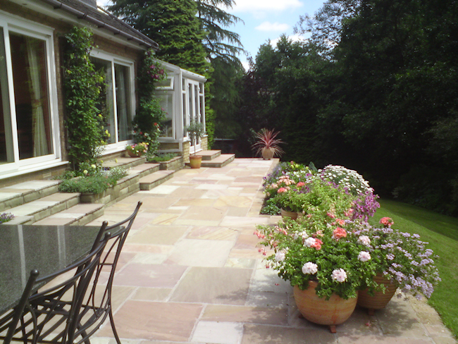 Paul Gibbons Landscapes Ltd - Patios 28