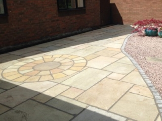 Paul Gibbons Landscapes Ltd - Patios 30