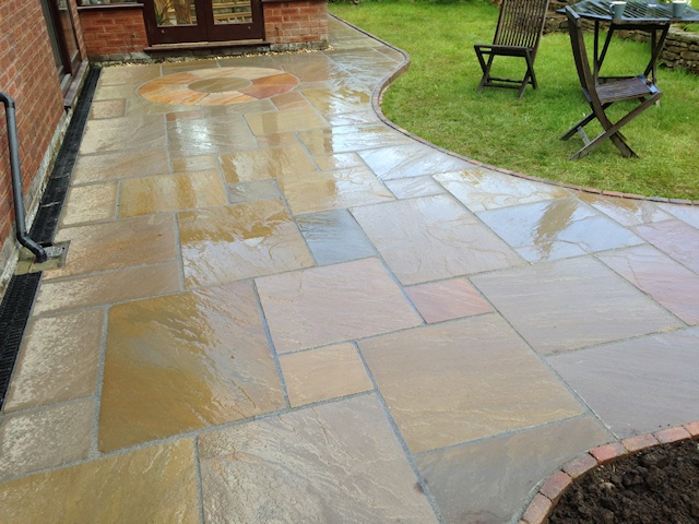 Paul Gibbons Landscapes Ltd - Patios 34