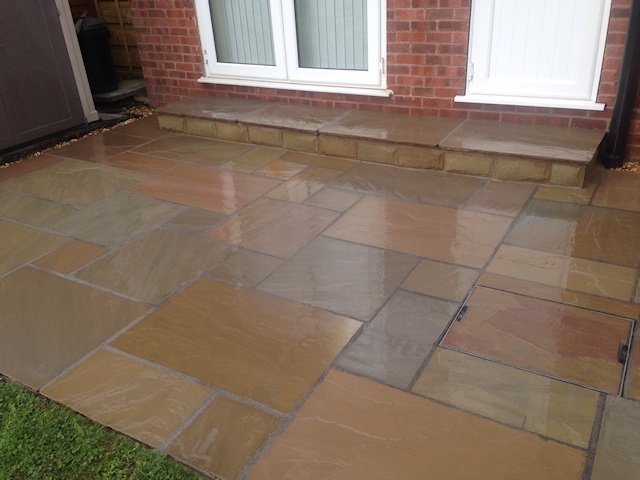 Paul Gibbons Landscapes Ltd - Patios 35