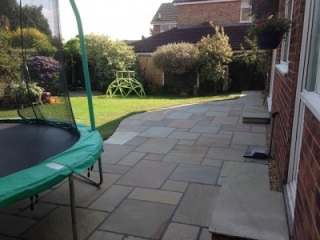 Paul Gibbons Landscapes Ltd - Patios 36
