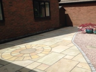 Paul Gibbons Landscapes Ltd - Patios 38