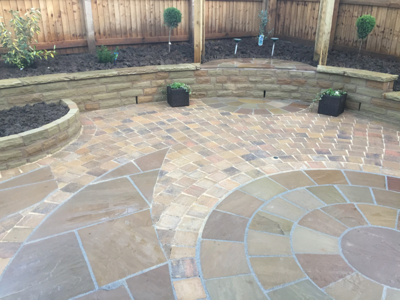 Paul Gibbons Landscapes Ltd - Garden Makeovers 41