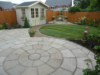 Paul Gibbons Landscapes Ltd - Garden Makeovers 12