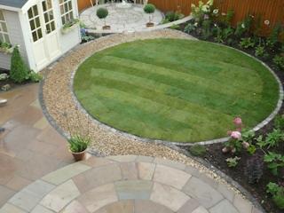 Paul Gibbons Landscapes Ltd - Garden Makeovers 14