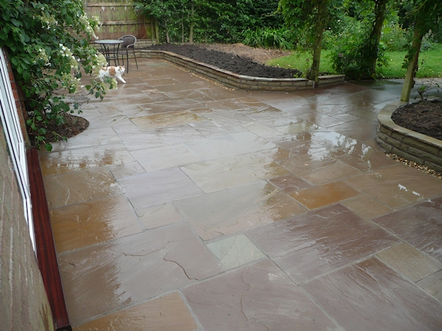 Paul Gibbons Landscapes Ltd - Patios 26