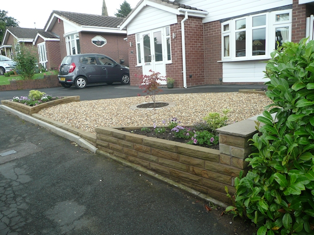 Paul Gibbons Landscapes Ltd - Walls 5