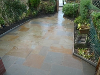 Paul Gibbons Landscapes Ltd - Patios 31