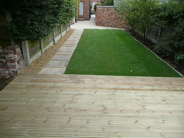 Paul Gibbons Landscapes Ltd - Garden Makeovers 23
