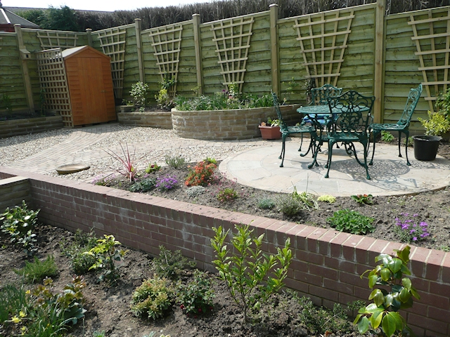 Paul Gibbons Landscapes Ltd - Garden Makeovers 26