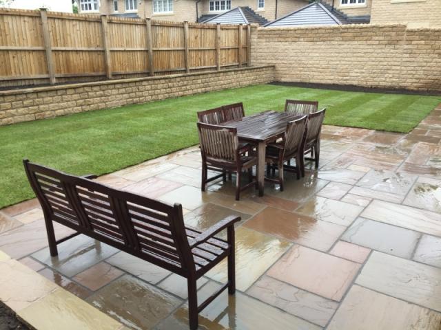 Garden makeover – Tytherington June 2017
