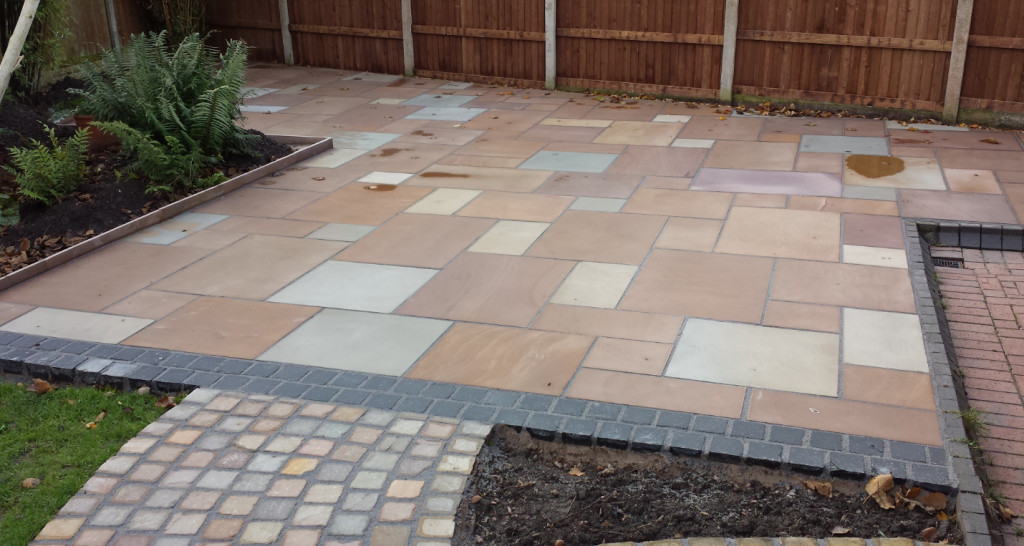 After - new patio