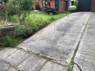 Old Driveway