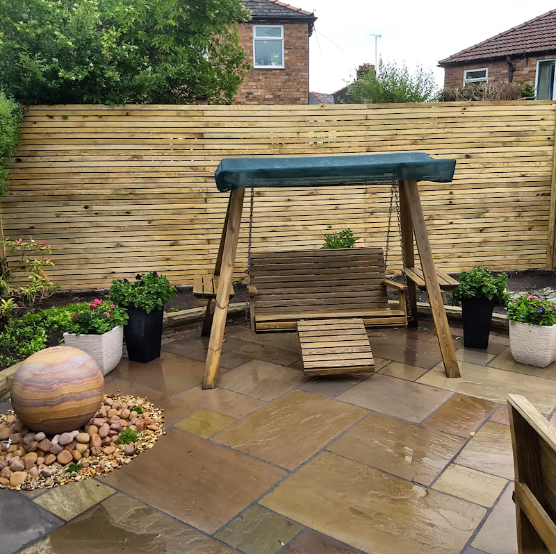 Garden Makeover by Paul Gibbons Landscapes Ltd